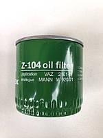 Фильтр масляный ВАЗ 2108, Zollex Z-104