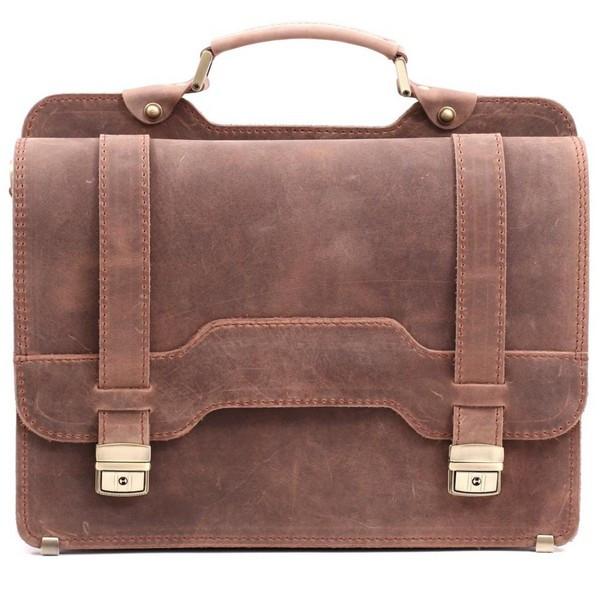 7a5036d1ee8f Мужской портфель СПС-3 из кожи crazy, цена 2 700 грн., купить в ...