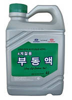 Антифриз Hyundai Kia Long Life Coolant (зеленый) 4л