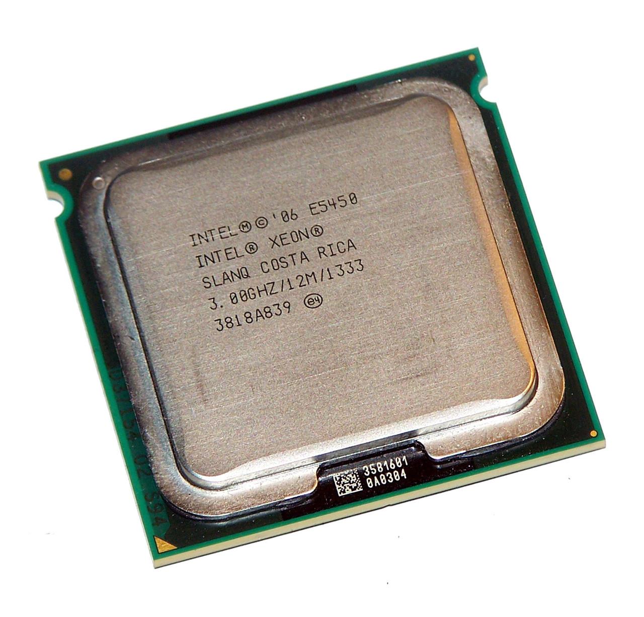Процессор 4X Intel XEON E5450 4x3.0GHz + адаптер LGA775