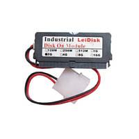 Память Flash DOM диск 2ГБ, 40 pin IDE, molex
