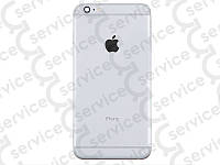 "Корпус для iPhone 6 Plus 5.5"" серебристый, оригинал (Китай)"