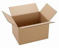 Услуги изготовления четырехклапанных коробок
