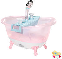 Интерактивная ванночка Веселое купание Baby Born 822258
