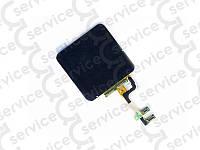 Дисплей для iPod Nano 6G + Touchscreen черный