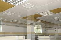 Установка подвесного потолка, фото 1