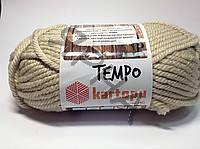 Пряжа Темпо (838-),(Шерсть(25%),Акрил(75%)),Картопу(Туреччина),200(гр),80(м)