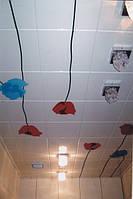 Дизайн подвесных потолков, фото 1