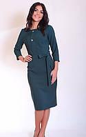 Деловое платье модного цвета, фото 1