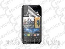 Защитная плёнка для HTC Desire 210 JunLi (прозрачная)