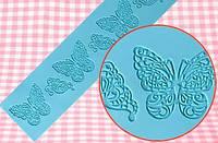 Коврик для гибкого айсинга  Бабочки 1