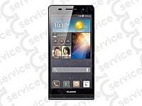 Защитная плёнка для Huawei P6-U06 Ascend (прозрачная)