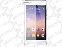 Защитная плёнка для Huawei P7 Ascend (прозрачная)