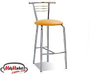 Nowy Styl Барный стул TINA hoker chrome Nowy Styl, Без сиденья