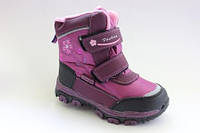 Зимние термо ботинки для девочек Том.М 27,29,32р.