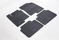 Коврики в салон Kia Magentis 06-/Kia Optima 12-/Hyundai Sonata NF 05-/Sonata YF 11- (полный-4шт)