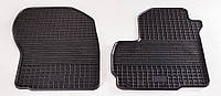 Коврики резиновые в салон Mitsubishi ASX с 2010 передние (2шт) Stingray