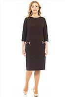 Женское платье  Кетрин  больших размеров 48,  50, 52, 54, 56