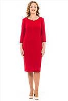 Женское платье Лоя  больших размеров 52, 54, 56, 58
