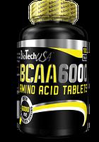 Аминокислоты BCAA 6000 - 100 т Biotech