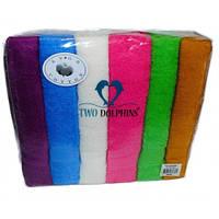 Набор полотенец Two Dolphins 70х140 см (6шт/уп) Dry Beril