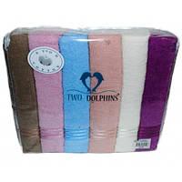 Набор полотенец Two Dolphins 70х140 см (6шт/уп) Dry Incifem