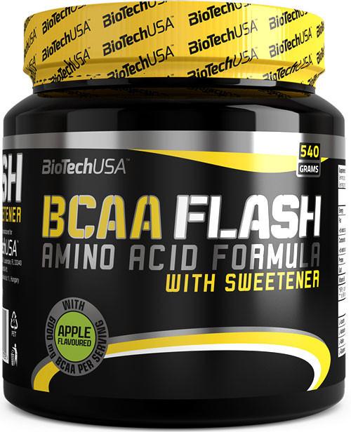BCAA FLASH - 540г - апельсин
