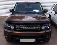 Дефлектор капота (мухобойка) LAND ROVER Range Rover Sport 2009-2013