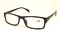 Очки черные для зрения (111050)