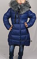Пальто зимнее 16-27  размеры с 8-14лет размеры 134-158см, фото 1