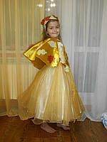 Костюм  осень, королева осени, золотая осень   прокат, фото 1