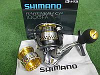 Катушка безынерционная Shimano Rarenium Ci4 1000FA