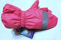 Краги для девочки зимние на флисе не промокаемые термо be easy