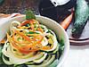 Терка для овощей Spiral Slicer, овощерезка Спираль Слайсер, фото 7