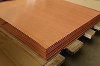 Лист медный 4х600х1500 мм недорого купить медный лист