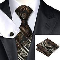 Подарочный мужской набор с оттенками коричневого JASON&VOGUE