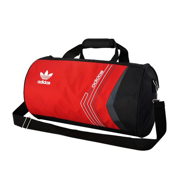 270c8c58f030 Спортивная сумка Adidas красная (реплика) - Интернет-магазин оригинальных  кепок, рюкзаков и