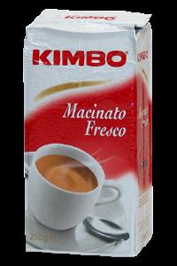Кофе молотый из Италии Kimbo Macinato Fresco 250 г.