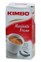 Кофе молотый из Италии Kimbo Macinato Fresco 250 г., фото 1
