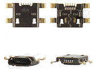 Разъем зарядки HTC S720e One X (G23)/ Z320e/ Z520e/ Z560e (micro USB)