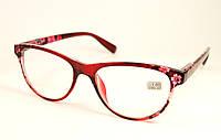 Женские очки цветочки оптом (206 б), фото 1