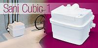 Sanicubic 1 одномоторная канализационная насосная станция (КНС)