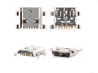 Разъем зарядки Samsung S5282/ S6810/ S7262/ S7710/ C3592/ E1202/ E1272/ i739 (micro USB) B310