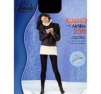 Колготки плотные с термоэффектом  Levante Matisse 250 den