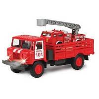 "Пожарная охрана ""Газ 66"" Технопарк"