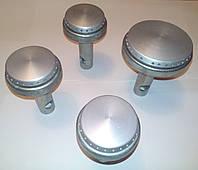 Набор горелок с крышками для газ. плиты Кинг. код сайта: 7033