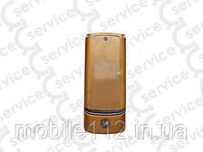 Корпус Motorola K1, золотистый