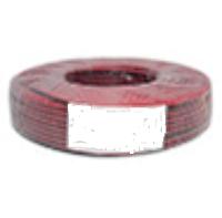 Акустический кабель CCA 2x0,75 мм Черно-красный ПВХ 100 м