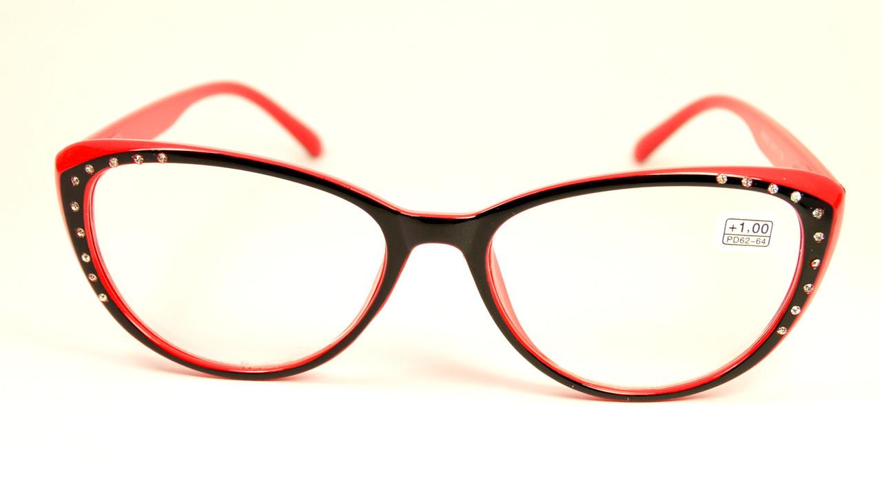 Очки с диоптриями женские (202 ч-к)