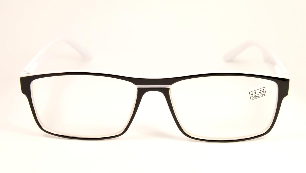 Очки мужские для зрения (219 ч-б)
